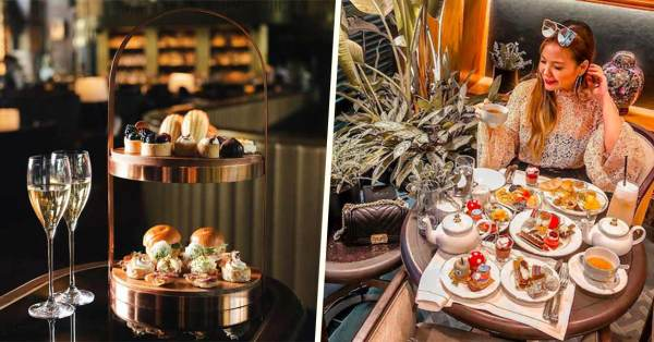 16 Weekday High Tea Promotions In Singapore From $24++ Worth Taking The Day Off For, Including 1-For-1 Deals