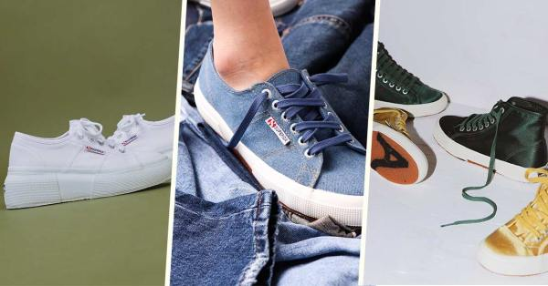 Superga Singapore Is Holding An Online-Only Sale With Sneakers From $45, Time To Stock Up On Its 2750 Series