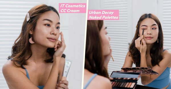 These IT Cosmetics & Urban Decay Fan Favourites Are Now 1-For-1 At Sephora