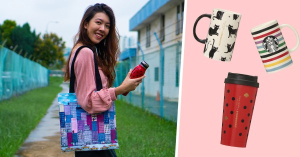 The Starbucks x Kate Spade New York Collection Will Make Your Daily Coffee Run Feel Like A Mini Fashion Show