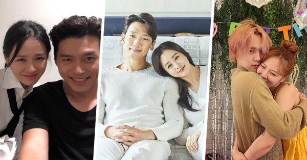 15 Korean Celeb Couples That Will Make You Believe In Love Again Including G-Dragon & Jennie