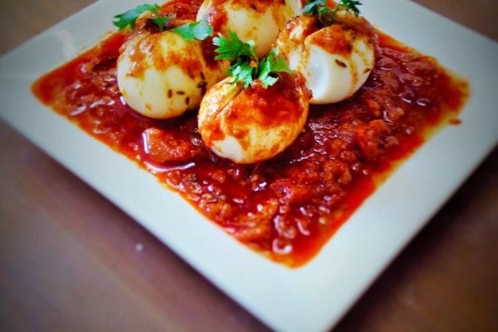 Egg Curry Recipe   anda masala Recipe