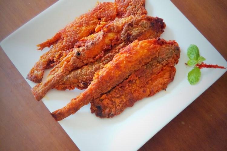 Recipe Of Crispy Bombil fry   Bombay Duck fry