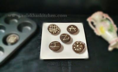 Choco cup Cakes recipe