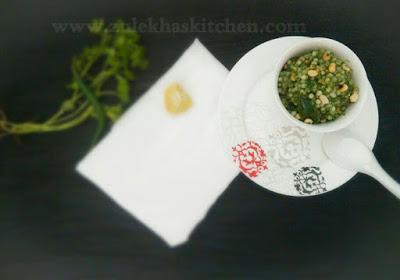 Gluten free recipe Sabudana Khichdi
