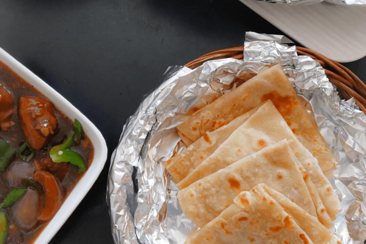 Rumali Roti Recipe
