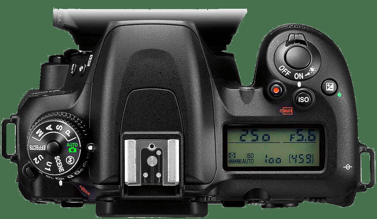 D7500 üst