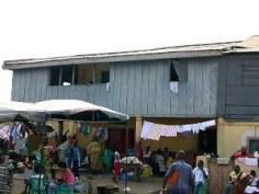 Outside Ga Mantse's Palace - James Town