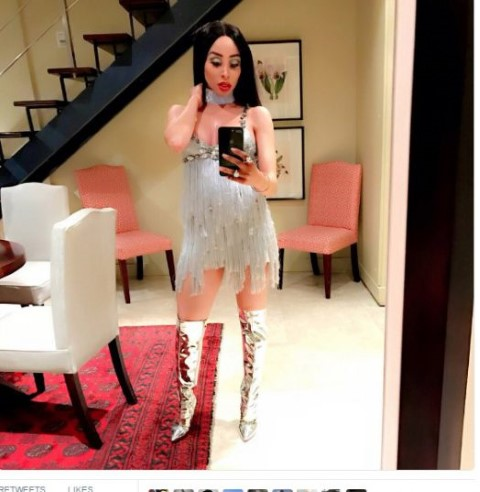Khanyi Mbau Defends Her Physical Transformation Zululand