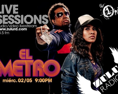 Live Session (El Metro) Disponible