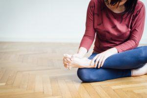 Manu Yoga Fußmassage