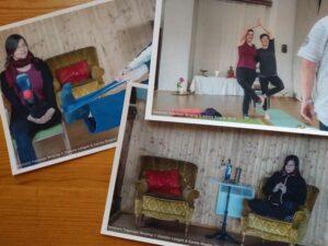 Fotoimpressionen von den Yogatagen