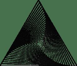 Geometrie Dreieck geschwungen
