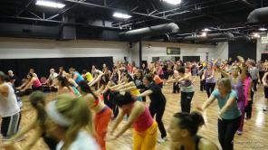 Broadway Zumba MasterClass 2011-Sept_08