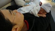 Baby Zoey Birth 13