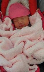 Baby Zoey Birth 18