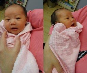 Baby Zoey Birth 19