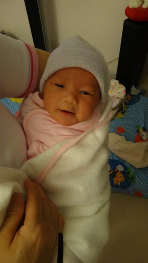 Baby Zoey Birth 29