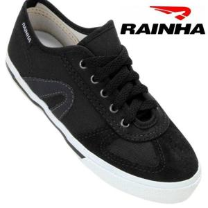 Rainha Brazilian Capoeira Shoes - Black - ZumZum Capoeira Shop