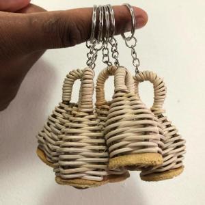 Caxixi Keychain - Handmade - ZumZum Capoeira Shop