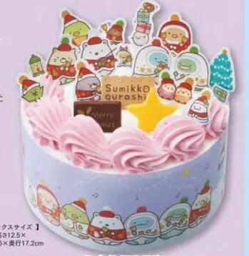 ファミマのクリスマスケーキ2021予約期間はいつからいつまで?特典や内容も14