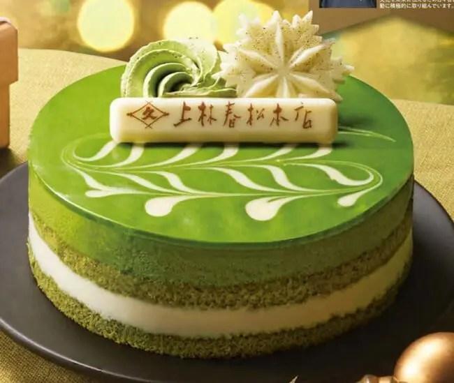 ファミマのクリスマスケーキ2021予約期間はいつからいつまで?特典や内容も9