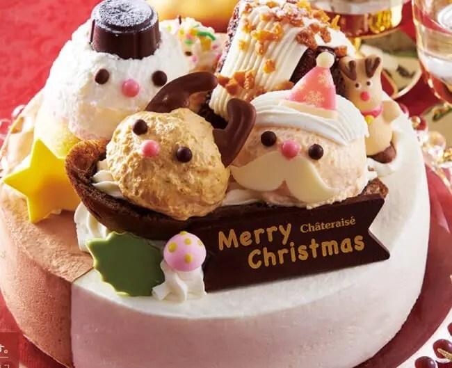 シャトレーゼ クリスマス2021 予約いつまで?種類や口コミ13