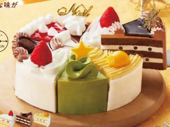 ファミマのクリスマスケーキ2021予約期間はいつからいつまで?特典や内容も18