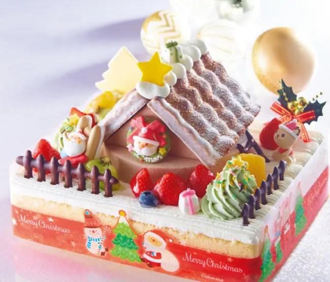 シャトレーゼのクリスマス 2020