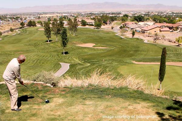 Cerbat Cliffs Golf Course