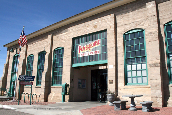 Powerhouse Visitor Center – Route 66 Museum