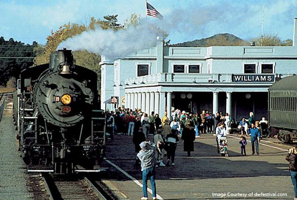 Williams, AZ - Grand Canyon Railway