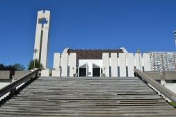 Naša crkva ispred