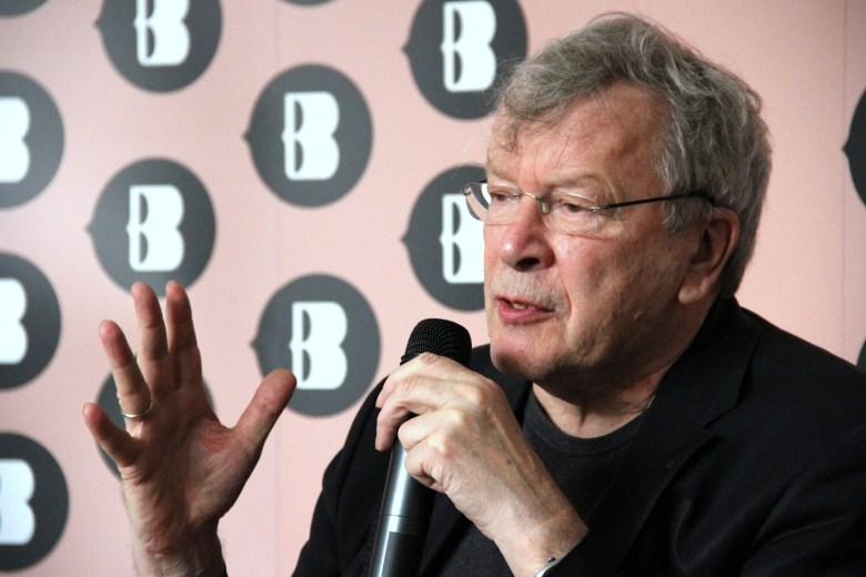 Wiktor Jerofiejew, fot. Przemysław Poznański/zupelnieinnaopowiesc.com