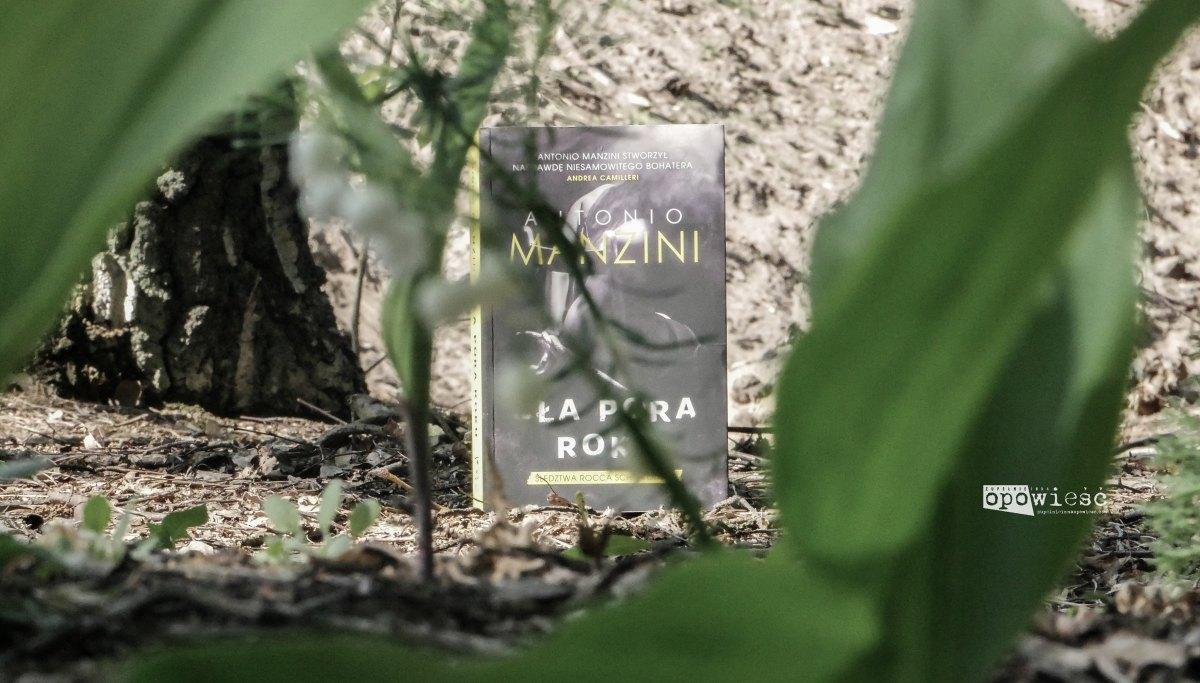 Przypadkowe zło | Antonio Manzini, Zła pora roku