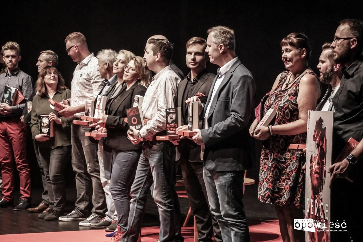 Czternaście krwawych premier Grandy | Festiwal pod patronatem zupelnieinnaopowiesc.com