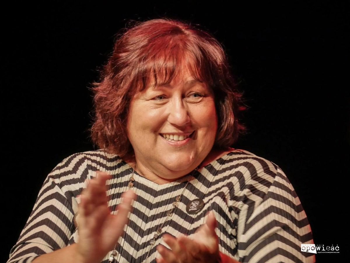 Rachel Abbott na Grandzie: Trzeba dać przyjemność czytania | Festiwal pod naszym patronatem