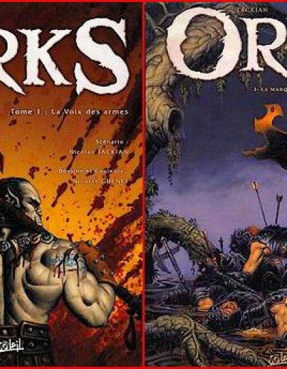 Orks T01+02