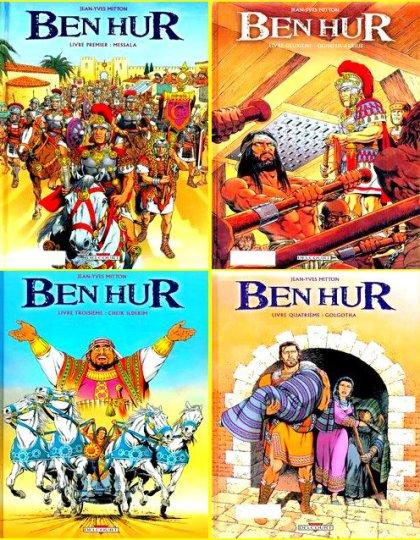 Ben Hur - Tomes 1 a 4