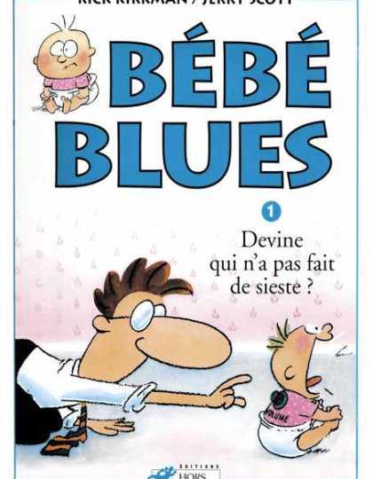 Bébé blues (6 tomes)