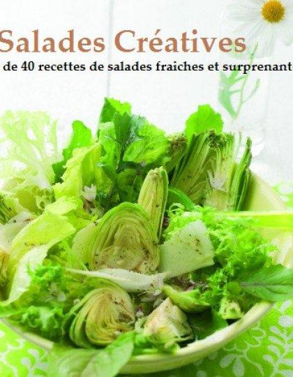 Salades Créatives : Plus de 40 recettes