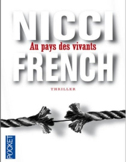Au pays des vivants - Nicci French