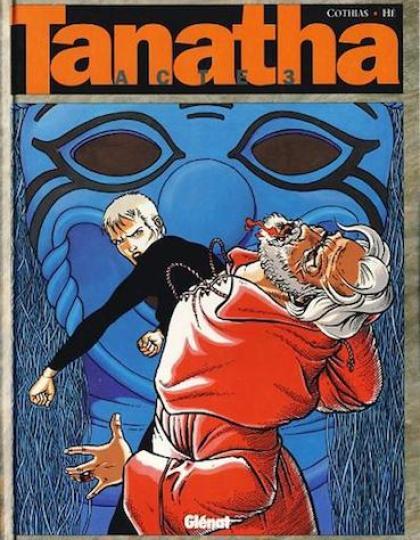 Tanatha Intégrale 4 tomes