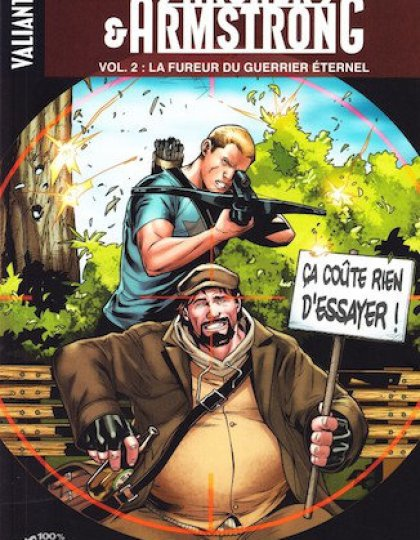 Archer & Armstrong 2 tomes