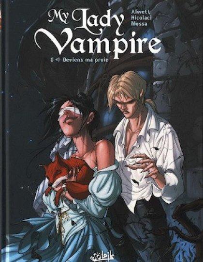My Lady Vampire Tome 1