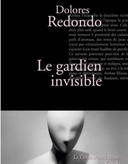Le gardien invisible - Dolores Redondo