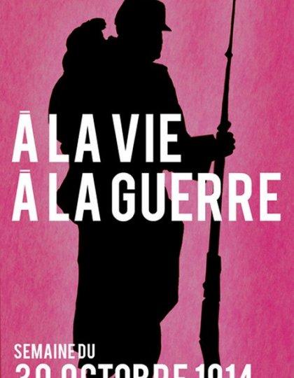 Julien Hervieux - A la vie à la guerre
