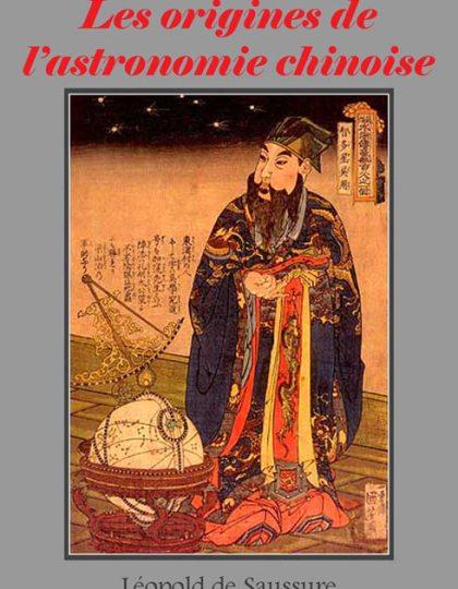 Les origines de l'astronomie chinoise