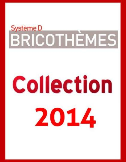 Système D Bricothèmes - Collection 2014
