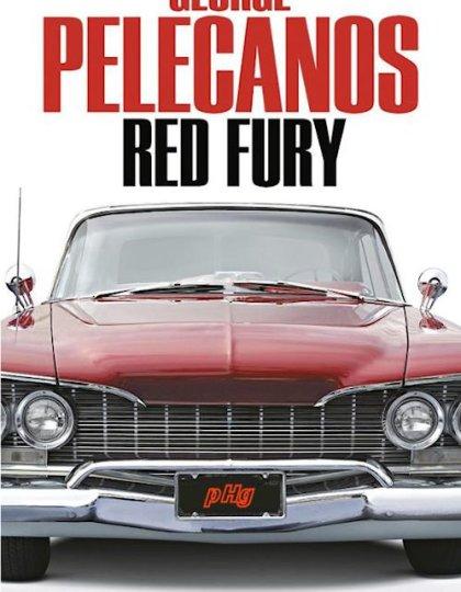 Red Fury - George P. Pelecanos